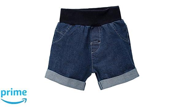 Pinokio Jogginghose Sea World Blau Dunkelblau Ziertasche Shorts Baby Kurze Hose elastischer Bund Jungen M/ädchen Unisex Jeansshorts Shorts Baumwolle Jeansoptik