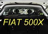 Ergotech Filet Grille de séparation coffre RDA65-HXXS kft019, pour chiens et bagage....