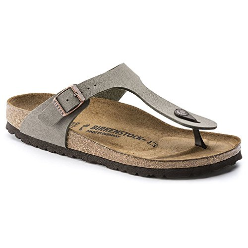 Birkenstock Gizeh Stone Womens Sandals Stone