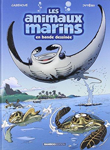 Les animaux marins en BD - tome 3