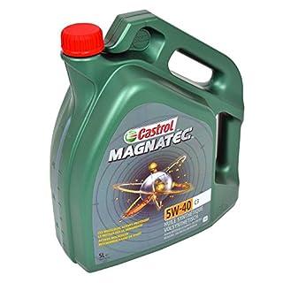 Castrol MAGNATEC Motorenöl 5W-40 C3 5L (holländische und französische Etiketten), 151B2E