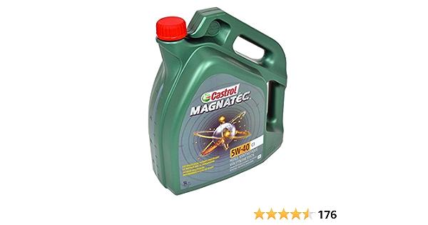 Castrol Magnatec 151b2e Engine Oil 5w 40 C3 5l Dutch And French Labels Auto