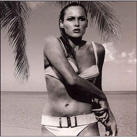 Ursula Andress Dr No-James Bond-Biglietto di auguri di compleanno