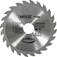 /TCT S/ägeblatt-Holz 160/x 36/x 30/mm Yato yt-6057/