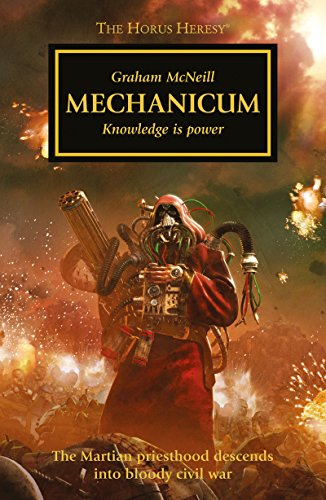 Mechanicum (Horus Heresy Book 9) (English Edition)