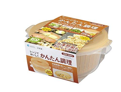 D?but Wazarenji expert cuisson gamme ronde (avec le singe) Orange (Japon import / Le paquet et le manuel sont en japonais)