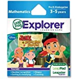 LeapFrog Explorer Game: Disney Jake and the Never Land Pirates (for LeapPad and Leapster) by LeapFrog [Toy]