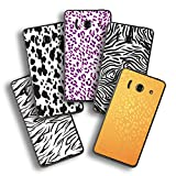 atFolix Designfolie kompatibel mit Huawei Ascend Y300, Skin Aufkleber (Tiere)