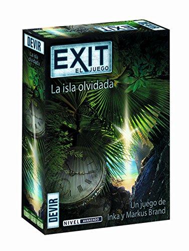 Devir - Exit: La isla olvidada, Ed. Español (BGEXIT5)