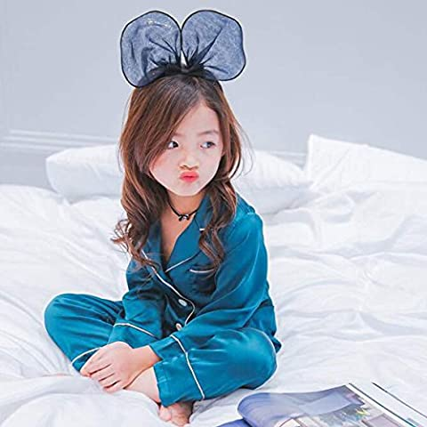 Cat Femme Costumes Sexy - Tpocean 1pcs Sweet Chat Bleu oreilles de