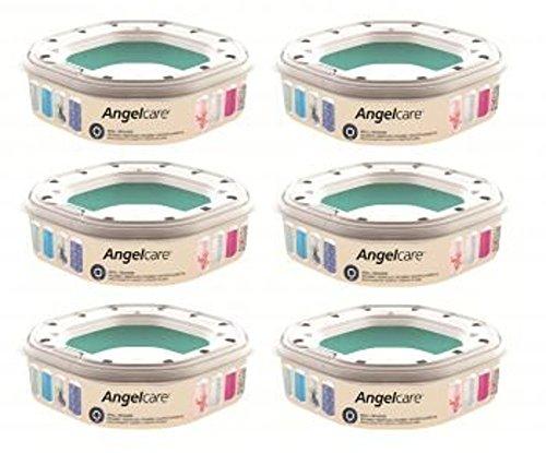 Preisvergleich Produktbild Angelcare Dress Up Refill Octagon für Becken, Menge frei wählbar