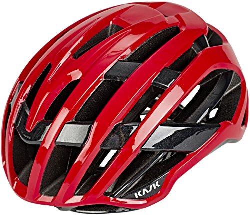 Kask Valegro Helm rot Kopfumfang L | 59-62cm 2019 Fahrradhelm