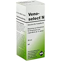 Venoselect N Tropfen, 30 ml preisvergleich bei billige-tabletten.eu