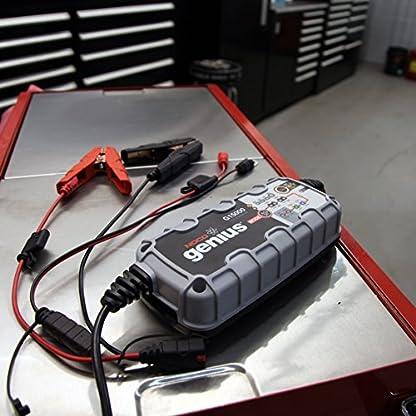 51A0l8y4xfL. SS416  - NOCO Cargador de batería Inteligente Pro Series UltraSafe