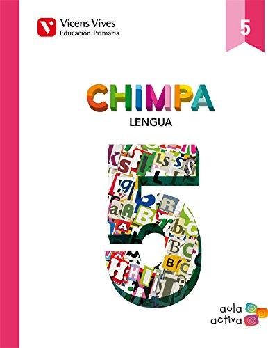 Chimpa 5. Lengua Castellana (Aula Activa)
