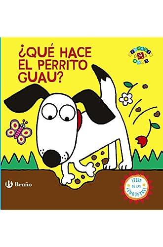 ¿Qué hace el perrito Guau