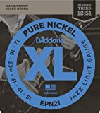 D'Addario EPN21 XL Nickel Jazz Saitensatz 012' - 051'