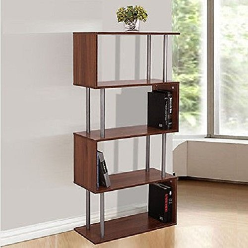 wooden-s-shape-lounge-storage-display-unit-bookcase-bookshelf-room-divider-home-sofa-table-bookcase-