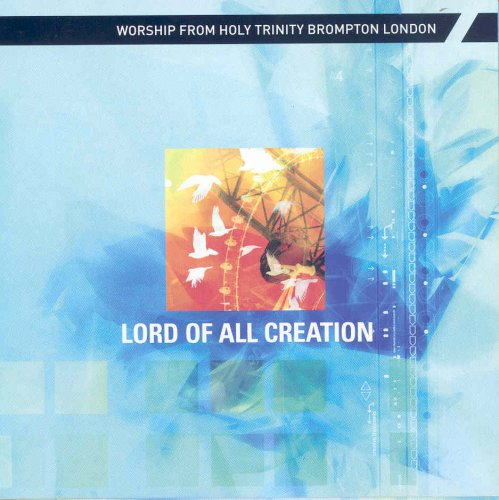 Price comparison product image Various - Lord of all Creation - Worship from Holy
