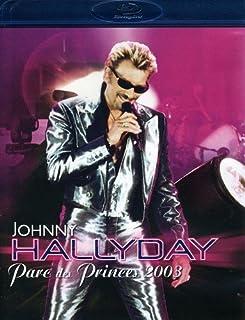 Johnny Hallyday - Parc des Princes 2003 [Blu-ray] [Import italien] (B001CJJWMA) | Amazon Products