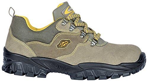 Cofra Adige S1 P SRC Paire de Chaussures de sécurité New Taille 46 Gris Gris