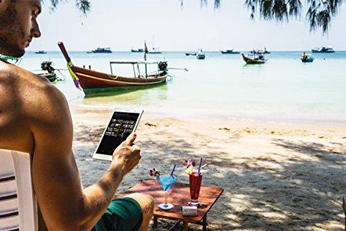 Sony FDR-X3000R 4K Action Cam mit BOSS (Exmor R CMOS Sensor, Carl Zeiss Tessar Optik, GPS, WiFi, NFC) mit RM-LVR3 Live View Remote Fernbedienung, weiß - 66