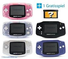 GameBoy Advance Konsole (Farbe nach Wahl) + GRATIS SPIEL