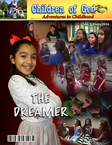 THE DREAMER (CHILDREN OF GOD nº 12) por Nelson Torres