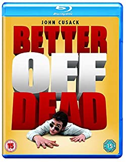 Blu-ray1 - Better Off Dead (1 BLU-RAY)
