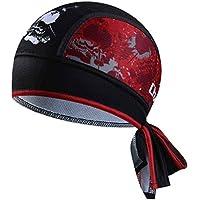 SROVFIDY Sombrero de Refrigeración para Bicicletas de Verano para Hombres (H)