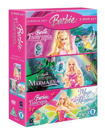 Fairytopia/Mermaidia/Magic Of The Rainbow (3 DVDs)