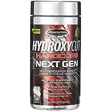 Muscletech Hydroxycut Hardcore Next Gen Capsules, 100 Capsules