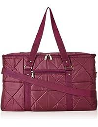 Kuber Industries™ Travelling Bag, Carry Bag, Duffle Bag in Soft Parachute Material