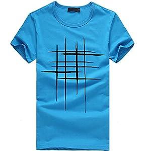 Challeng Beliebt!! Shirt Herren,Sweatshirts Herren, Sleeveless T-Shirt,Druck Tees Shirt Kurzarm T-Shirt Aus Baumwolle Casual Bluse