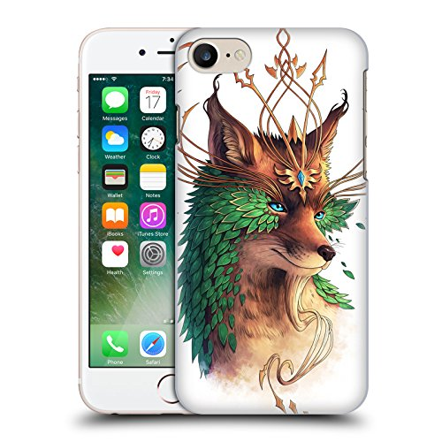 "Offizielle Jonas ""jojoesart"" Jödicke Jahreszeiten Wilde Tiere Ruckseite Hülle für Apple iPhone 6 / 6s Fuchs Farbig"