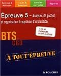 Analyses de gestion et organisation d...