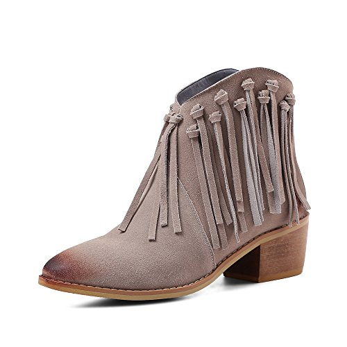 Nine SevenAnkle Boot - Stivali donna Khaki