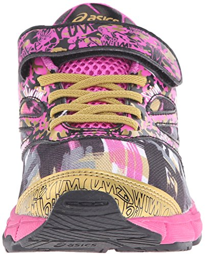 Asics Gel-Noosa Tri 10 PS GR Textile Turnschuhe Pink/Gold/Gold Ribbon