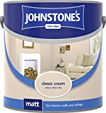 Johnstone's 307091 Dispersionsfarbe, matt, 2,5 Liter, 304014