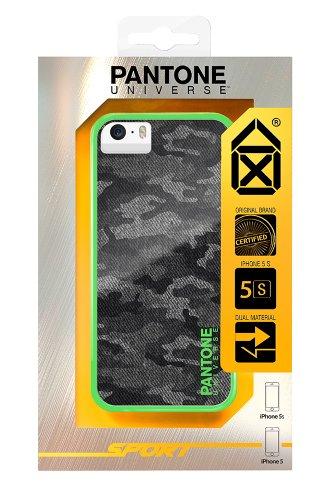 Case Scenario PA-IP4-418C Pantone Universe Coque pour iPhone 4/4S - Gris 418 Camo Green