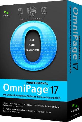 OmniPage 17 Professional Einführungspreis