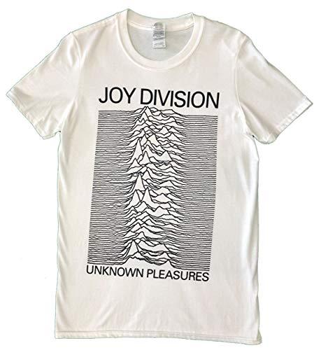 JOYDIVISION Joy Division - Camiseta - para Hombre Unknown Large