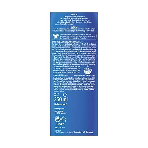 Nivea Sun Protégé & Hidrata Protector Solar Crema Spf 30-250 ml