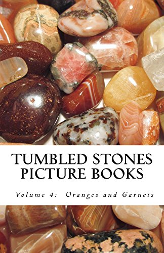 Oranges and Garnets (Tumbled Stones Picture Book: Book 4) (English Edition)