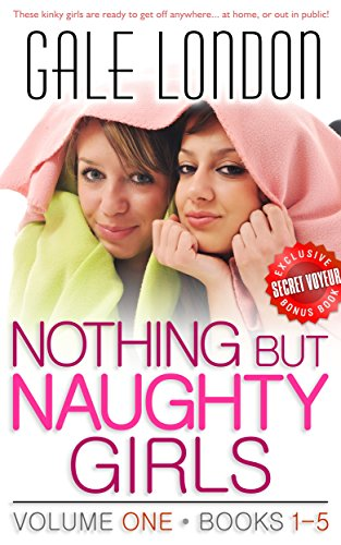 nothing-but-naughty-girls-volume-one-books-1-5-kinky-lesbian-collection-english-edition
