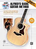 Alfred's Basic Guitar Method, Complete: The Most Popular Method of Learning How to Play, For Individual or Class Instruction, Includes Audio, Video & Software