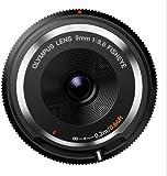 Olympus 9 mm 1:8.0 Fish Eye Body Cap Lens - Black