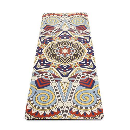 4dc41acb1d5c JAP Sports - Tappetino da yoga antiscivolo 2-in-1 Combi Mat e asciugamano  ideale per Yoga caldo Bikram Ashtanga 1800 x 600 x 5 mm - Ethical