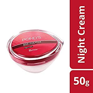 Pond's Age Miracle Wrinkle Corrector Night Cream, 50g