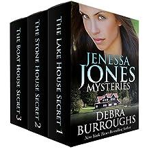 Jenessa Jones Mysteries Boxed Set (English Edition)